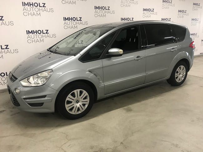 van Ford S-Max 2.0i 16V Carving