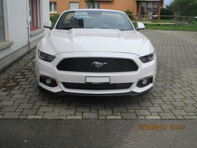 cabriolet Ford Mustang Cabrio 2.3 EcoBoost