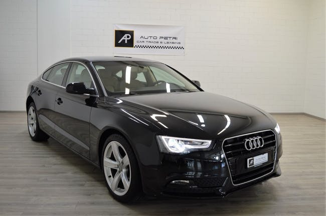 saloon Audi A5 Sportback 2.0 TDI Attraction quattro S-tronic