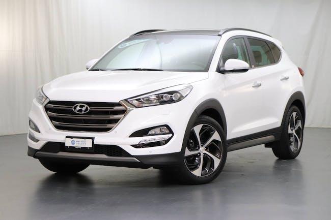 saloon Hyundai Tucson 1.6 GDi Vertex 4WD