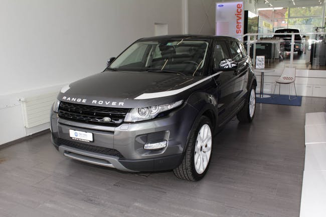 saloon Land Rover Range Rover Evoque 2.2 TD4 Union Monochrome
