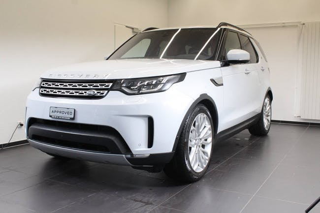 saloon Land Rover Discovery 2.0 SD4 HSE Luxury