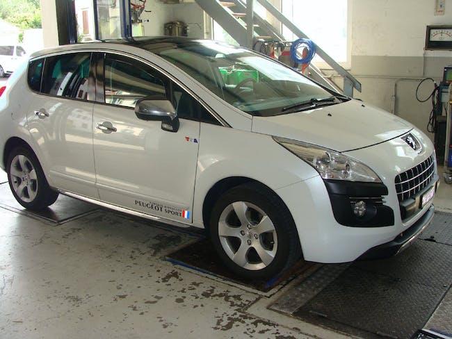 van Peugeot 3008 2.0 HDi 150 Platinum