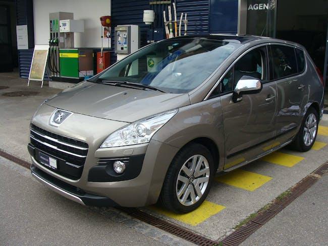 van Peugeot 3008 2.0 HDi HYbrid4 99g