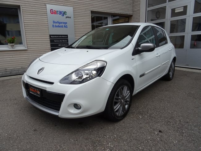 saloon Renault Clio 1.2 TCe 100 Night&Day