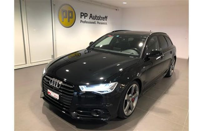 estate Audi A6 Avant 3.0 BiTDI V6 qu. competition tiptronic