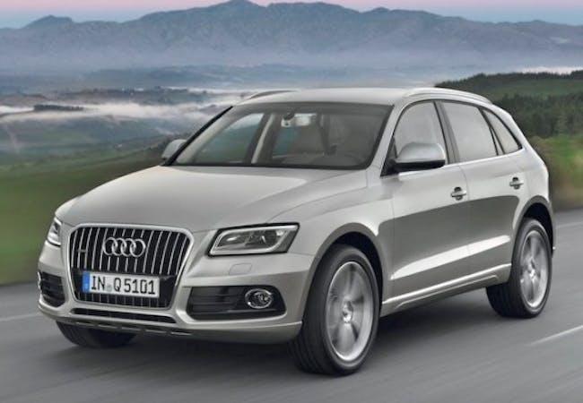 suv Audi Q5 2.0 TDI quattro S-tronic