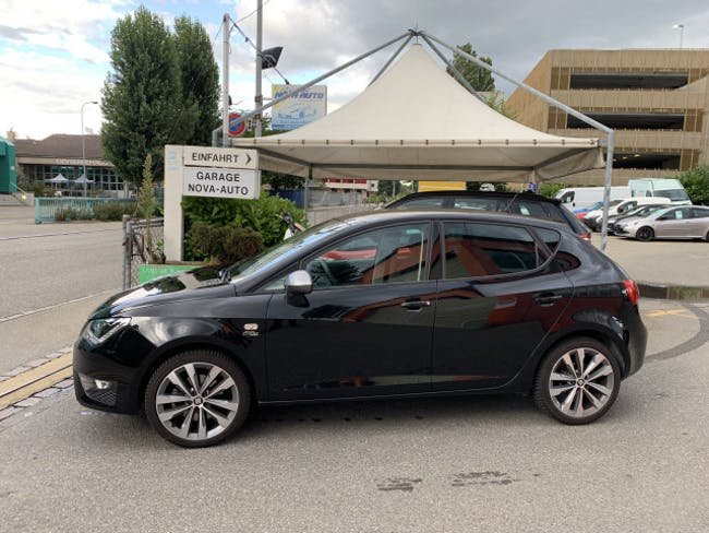 saloon SEAT Ibiza 1.0 EcoTSI FR