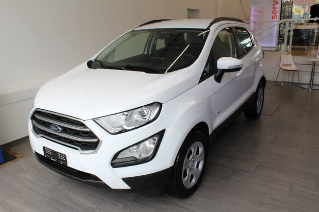 saloon Ford EcoSport 1.5 TDCi Business 4x4
