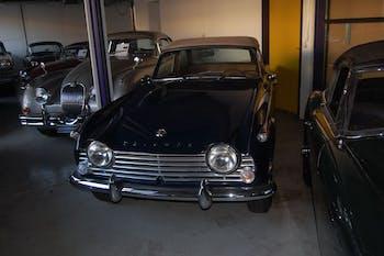 cabriolet Triumph TR4 A IRS