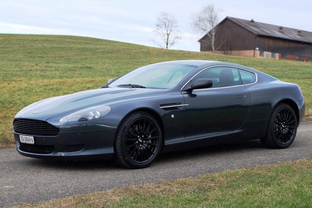 cabriolet Aston Martin DB9/DBS DB9 Volante 6.0 V12