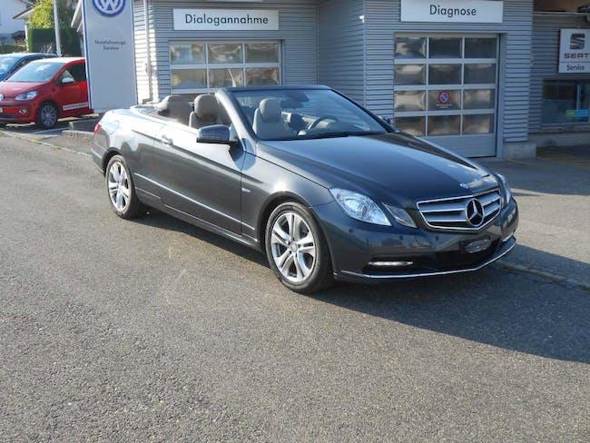 cabriolet Mercedes-Benz E-Klasse A207 Cabriolet E 350 CDI BlueEF