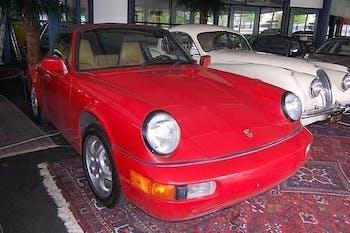 cabriolet Porsche 911 Carrera 2 Targa