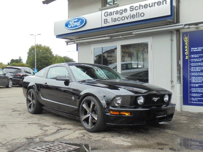 coupe Ford Mustang Coupé 4.6 V8 Premium