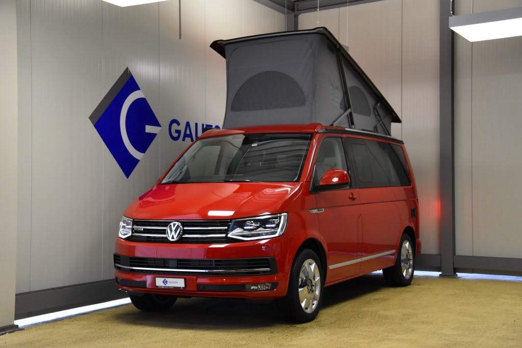 bus VW T6 California 2.0 TDI Ocean GREY 4Motion