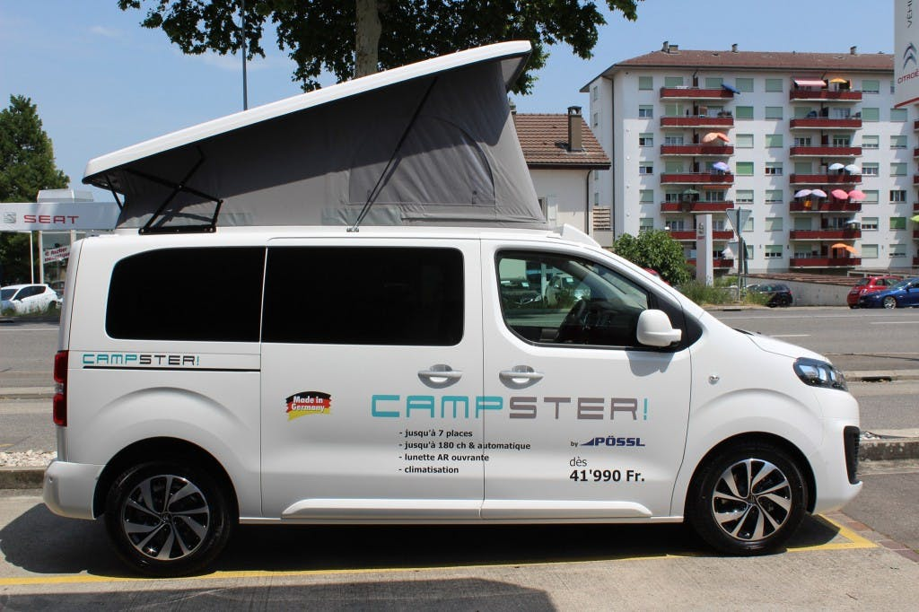 suv Citroën Campster Campster Space Tourer 2.0 BlueHDI S&S 150 BVM6