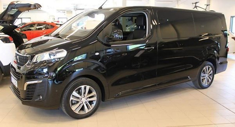 Peugeot Traveller 1.6 BlueHDi Active Compact 1 km 30'600 CHF - kaufen auf carforyou.ch - 1