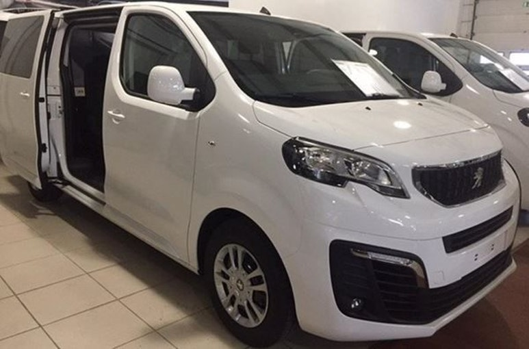 Peugeot Traveller 1.6 BlueHDi Active Compact ETG 1 km 31'480 CHF - acquistare su carforyou.ch - 1