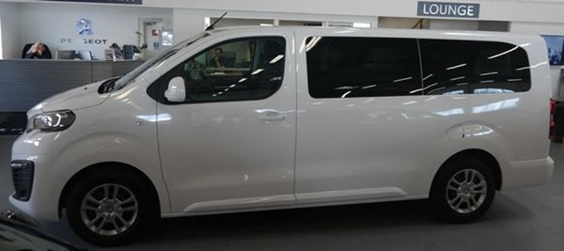Peugeot Traveller 1.6 BlueHDi Active Standard 1 km 32'200 CHF - buy on carforyou.ch - 1