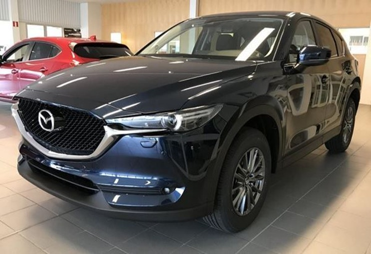 Mazda CX-5 2.2 D Ambition FWD 1 km 33'490 CHF - buy on carforyou.ch - 1