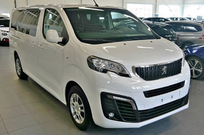Peugeot Traveller 1.6 BlueHDi Active Compact 1 km 32'280 CHF - acquistare su carforyou.ch - 1