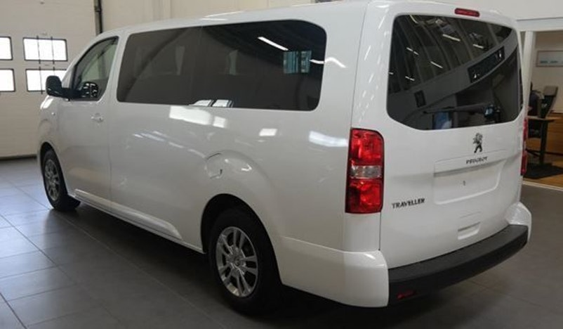 Peugeot Traveller 1.6 BlueHDi Active Lang ETG 1 km 33'080 CHF - acquistare su carforyou.ch - 1