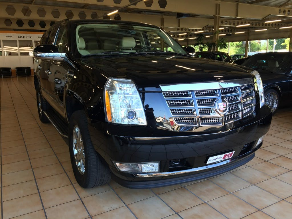 suv Cadillac Escalade 6.2 Elegance