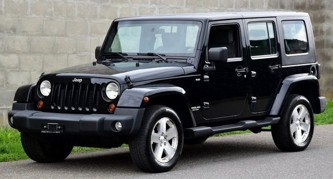 suv Jeep Wrangler 2.8CRD Unlimited Rubicon Automatic