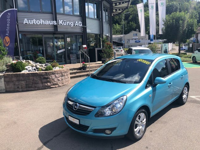cabriolet Opel Corsa 1.4 TP Anniversary Automatic