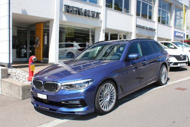 estate BMW Alpina B5 BiTurbo Touring 4.4 V8 xDrive Switch-Tronic 608 PS / 322km/h