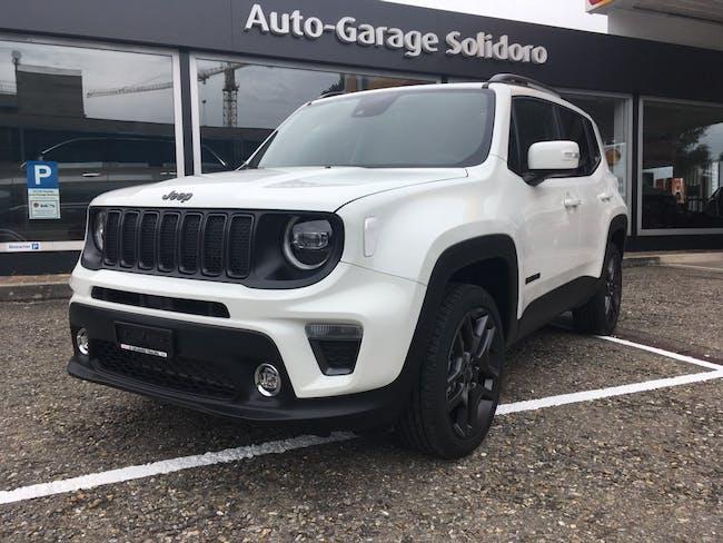 suv Jeep Renegade 1.3 Turbo Limited AWD