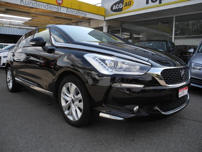 estate DS Automobiles DS5 1.6 Turbo SO Chic Automatic