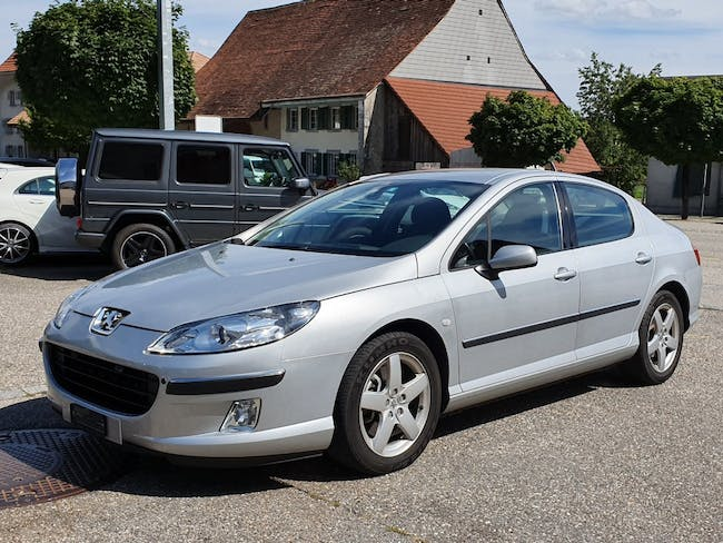 saloon Peugeot 407 3.0 ST Executive Automatic