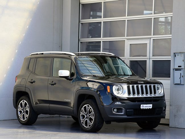 suv Jeep Renegade 2.0CRD Ltd AWD