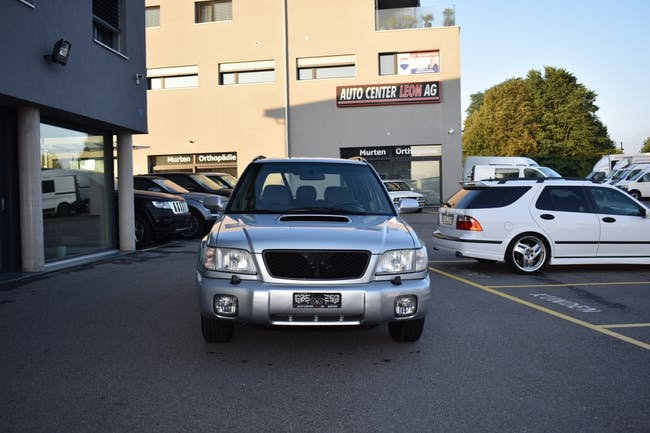 suv Subaru Forester 2.0 Turbo Club