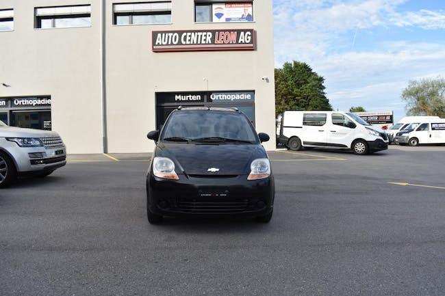 saloon Chevrolet Matiz 1000 SE mondiale