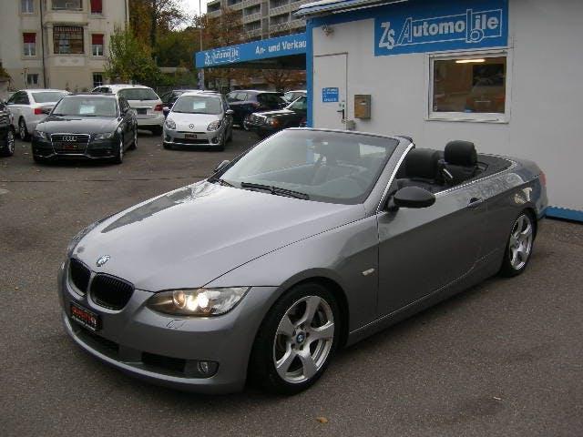 cabriolet BMW 3er 325i Cabriolet