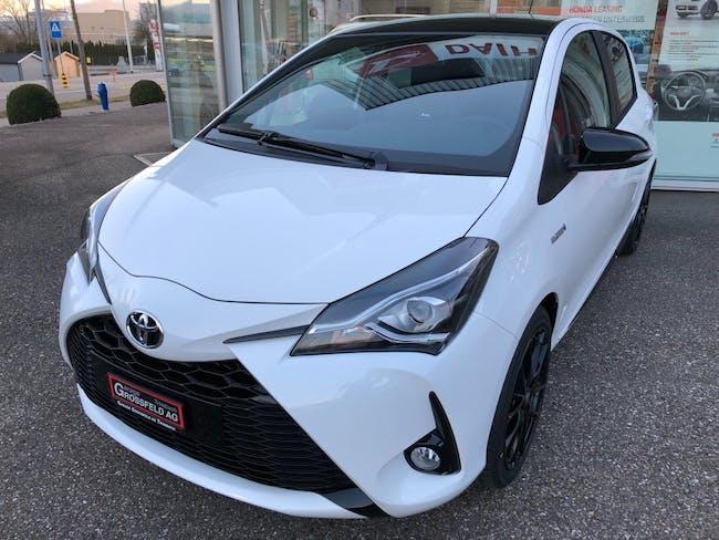 saloon Toyota Yaris 1.5 VVT-i Hybrid GR-S e-CVT