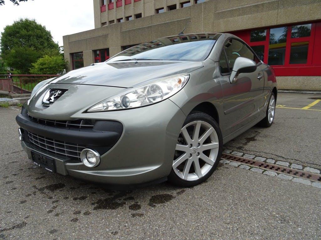 cabriolet Peugeot 207 CC 1.6 16V Roland Garros Automatic