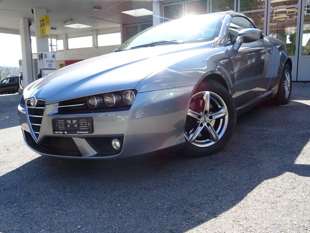 cabriolet Alfa Romeo Spider 2.2 JTS