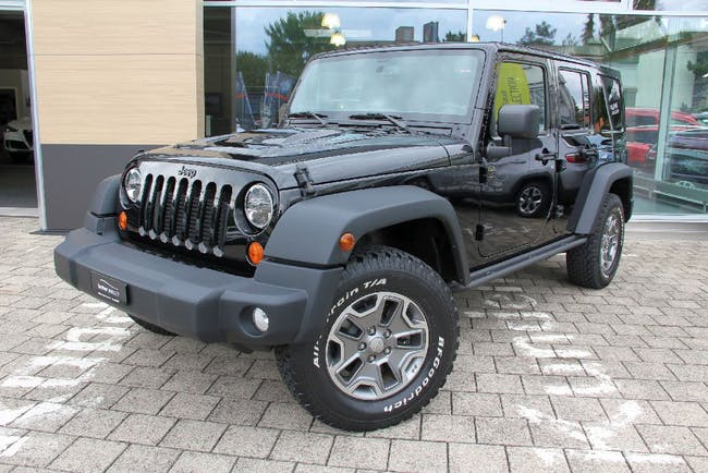 suv Jeep Wrangler 2.8 CRD Moab Unlimited