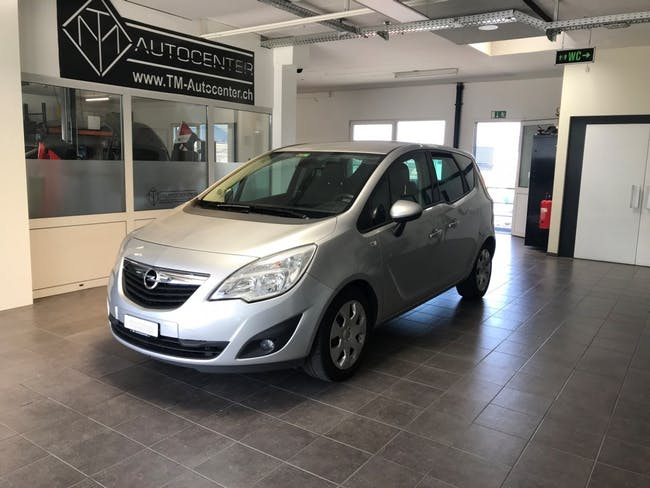 van Opel Meriva 1.4 Turbo Cosmo