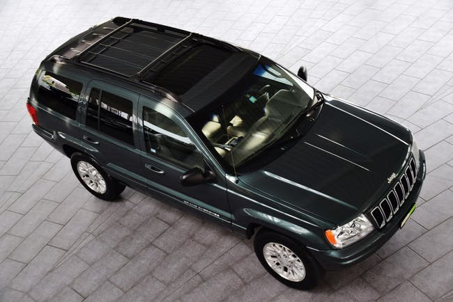 suv Jeep Grand Cherokee 4.7 Limited Automatic