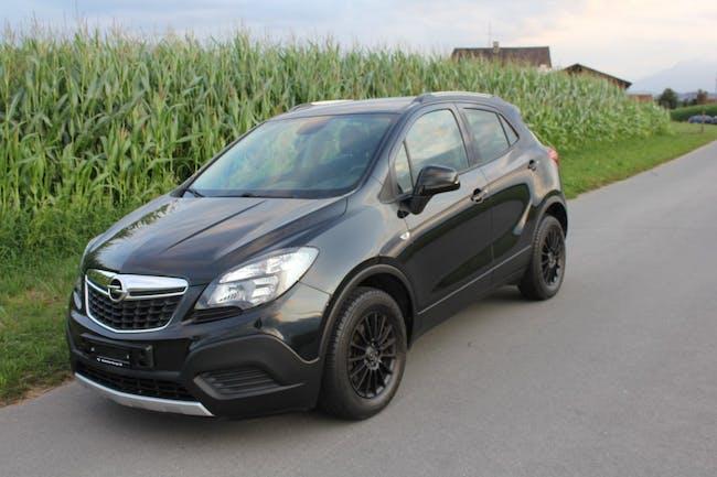 suv Opel Mokka 1.6i 16V Drive 2WD