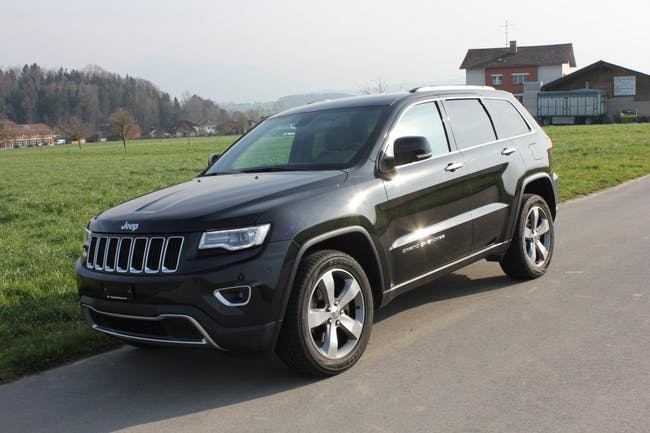suv Jeep Grand Cherokee 3.0 CRD Limited Automatic Harley Edition