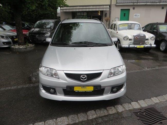 van Mazda Premacy 2.0i-16V GT
