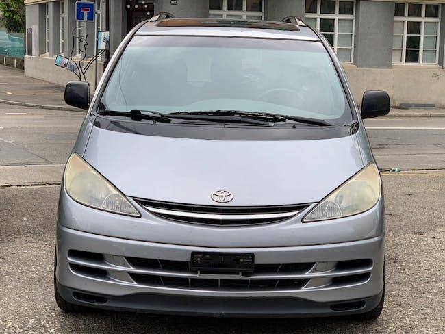 van Toyota Previa 2.4 Linea Luna