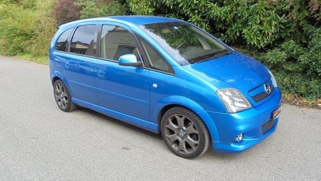van Opel Meriva 1.6i 16V Turbo OPC
