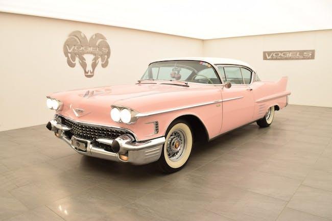 coupe Cadillac Deville Coupé