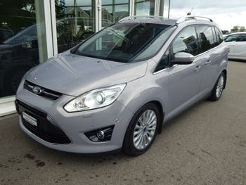 van Ford C-Max Grand 2.0 TDCi Titanium PowerShift